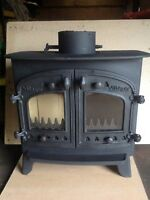 Villager Wood burning stove not multi fuel