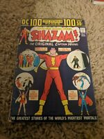 Shazam #8. VF- CONDITION! Silver Age! 100 Page Super Spectacular.