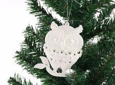 Adornos Blanco para árbol de Navidad