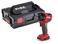 """Flex Tournevis à Frapper Batterie Id 1/4 """" 18.0-EC 459690 Lboxx sans Piles LG"""