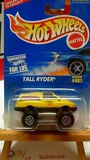 Hot Wheels Tall Ryder Collector 481 (9971)