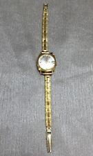 Please Read Full Description. Vintage ALFA Gold Filled Women's Watch Free Ship!