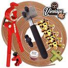 Classic Vw Din 316 Copper Brake Pipe Line 10mm Unions Flaring Restoration Kit