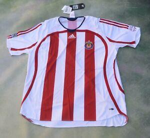 Adidas MLS Chivas USA Soccer Jersey Size 2XL.