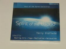 Spirit of the World by Terry Oldfield (CD, Sep-2010, New Earth Records)
