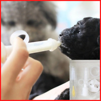 Dog Feeder Tools Nipple Water Milk Bottle Pet accessories Supplies for Baby Cats