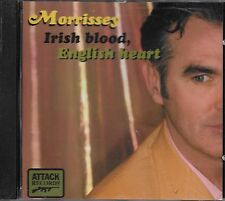 MORRISSEY  Irish Blood English Heart  rare promo CD single with PicCover
