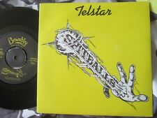 Spitballs Telstar/Boris la Araña beserkley – Bzz 10 UK Single Vinilo 7""