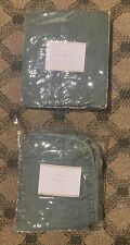 Pottery Barn Napa Slipcover Set, Denim, Armchair, Never Used, One Package Opened