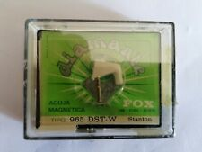 Aguja tocadiscos compatible 965 DST-W Stanton