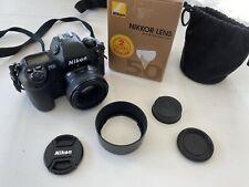 Nikon F100 35mm Film Argentique Appareil Photo Avec 50mm f1.8 G AF-S Objectif