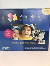 Epson Picturemate Personal Photo Lab Deluxe Viewer Edition