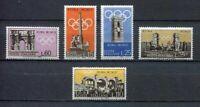 S6810) Italia-Italy Rep.1959 MNH Pre Olympic 5v