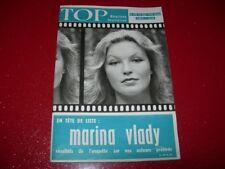 REVUE TOP  REALITES JEUNESSE  N° 252   SEPTEMBRE   1963   MARINA VLADY