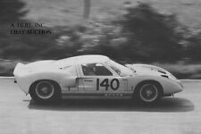 Ford GT40 - debut race - Hill & McLaren - 1000 km Nurburgring 1964 - photograph