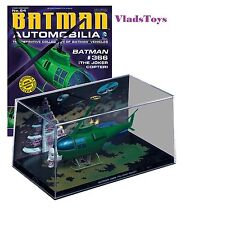 Eaglemoss 1:43 Batmobile Batman #366 The Joker Copter w/Magazine #64