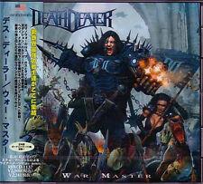 DEATH DEALER War Master + 2 JAPAN CD Denner/Sherman Manowar Ross The Boss Rhino