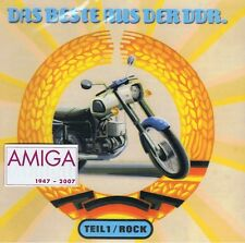 Beste aus der DDR - Teil 1 - CD NEU - Rosalilli PERL Zeit die nie vergeht Silly
