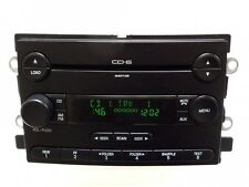 05 06 07 FORD Five Hundred MERCURY Montego Radio MP3 6 Disc CD Changer Player