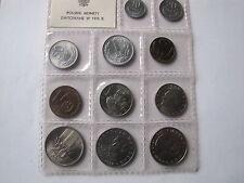 Polskie monety obiegowe 1976 rok UNC