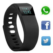 Karma Active Activity Tracker Smart  Fitness Bluetooth Black  Wristband Wireless