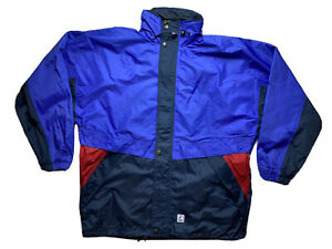 K.WAY 2000 Mens Hiking Jacket Size M Water Wind Proof Outdoors