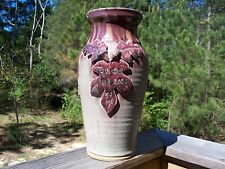 Nichols Pottery Limited Edition 10th Anniversary Crock #54/100 Seagrove NC Mint
