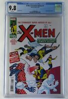 X-Men #1 CGC 9.8 WP (My Ultra Rare CGC Graded Comics Are Currently Listed)