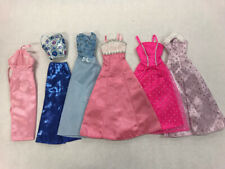 Barbie Mattel Gown Dress Mixed Lot Branded