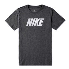 Nike new Mens Breathe Training Shirt 832835-043 Large Tall LT $40