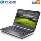 Dell Laptop Latitude Windows 10 Pro Core I3 8gb 256gb Ssd Dvd Wifi Pc Computer