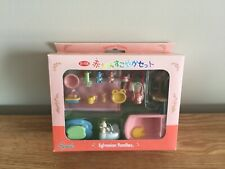 Calico Critters Sylvanian Families K-106 baby healthy Set Epoch 1999 rare Japan