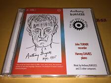 ANTHONY BURGESS cd MAN & HIS MUSIC alan gibbs gordon crosse rawsthorne dubery