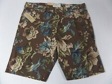 New Denim Supply Ralph Lauren RL Floral Hawaiian Aloha Shorts Mens Size 36