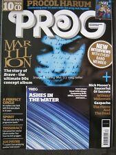 Prog May 2018 87 Marillion Brave Procol Harum Spirit Nick Mason Joe Payne & CD