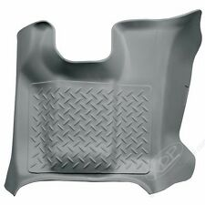 FITS 11-16 FORD POWERSTROKE HUSKY CENTER HUMP FLOOR LINER GREY EXT & CREW CAB.
