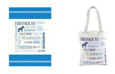 Cojines decorativos Lichfield color principal azul para el hogar