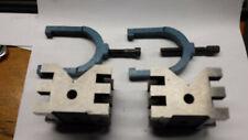 Matched Set Of Universal Hardened And Ground V Blocks