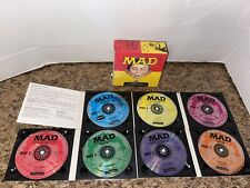 Totally MAD Magazine  7 CD-ROM Collection  Every Issue from 1952-1998