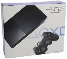 Sony Playstation 2 Slim Game Console - Black