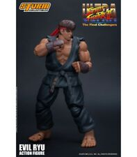 STREET FIGHTER EVIL RYU FINAL CHALLENGERS STORM COLLECTIBLES NEW. PRE-ORDER