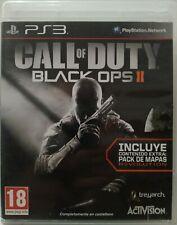 Call Of Duty Black Ops II. Ps3. Fisico. Pal España