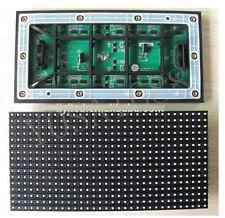 1pc RGB P10 led display module pixel 1/4 scan drive SMD led Display board signs