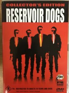 Reservoir Dogs DVD - SAME / NEXT DAY - FAST POST
