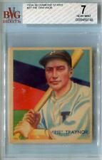 1934-36 Diamond Stars Baseball #27 Pie Traynor BVG 7 (NM) *9748