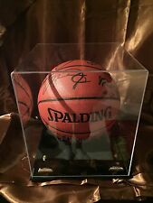 Chicago Bulls Championship 1995-96 Signed Basketball (Best Record Ever) COA