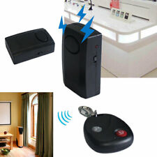 Safety Wireless Remote Control Vibration Burglar Alarm For Car Motorcycle Doors