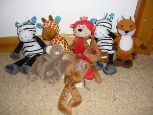 Soft Toy Teddy Bundle Comforter Soft Toys/Rattles.