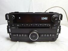 07 08 Pontiac Torrent Radio 6 Disc Cd Player 25920406 T388
