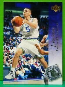 Jason Kidd rookie subset card 1994-95 Upper Deck #186